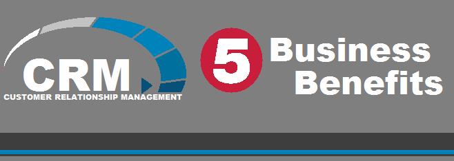 5 crm benefits