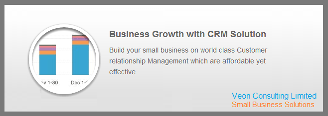 banner - small business crm software solutions