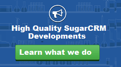 Expert SugarCRM Developers