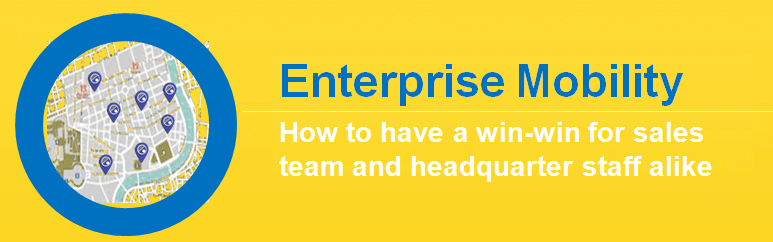 banner enterprise mobility salesforce