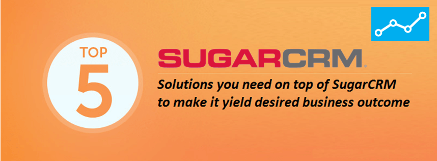 Banner - Top 5 solutions on SugarCRM