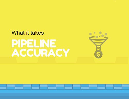 Accurate Sales Pipeline – Simple tips to increase accuracy by 145%