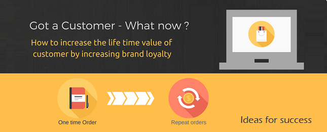 Increase brand loyalty and customer retention for sustained growth
