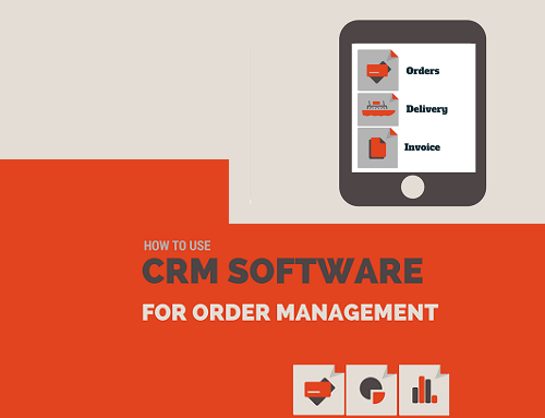 How to use CRM for Order Management