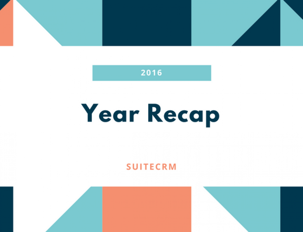 SuiteCRM Glance 2016
