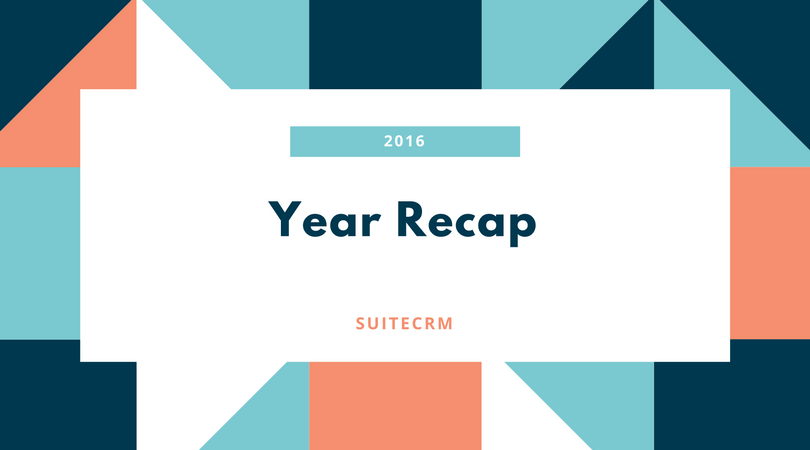 2016 at SuiteCRM