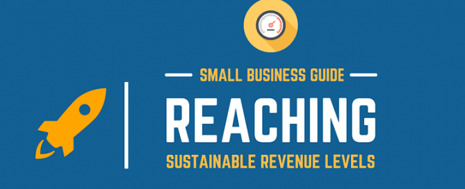 Guide - How small business can reach sustainable revenue levels