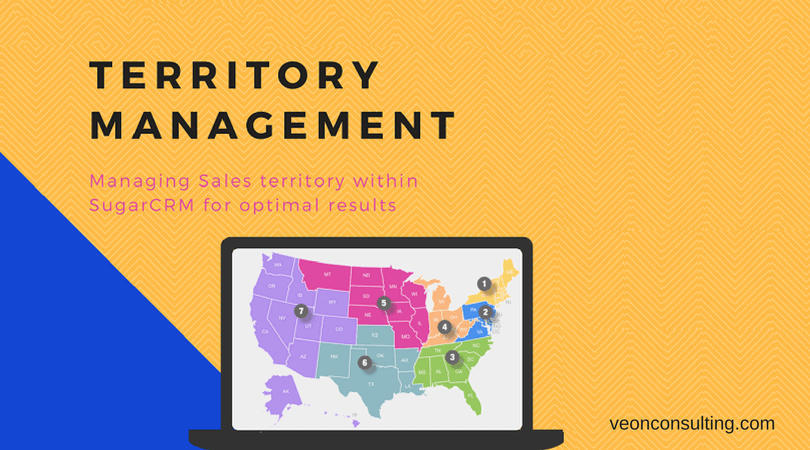 Territory Management Solution on SugarCRM