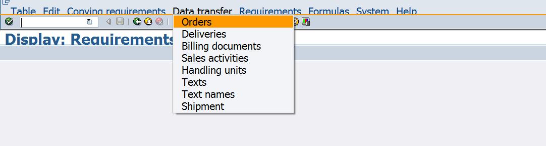 Copy Control in VOFM