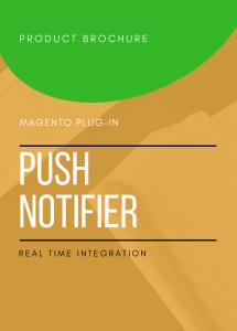 Download push notifier brochure