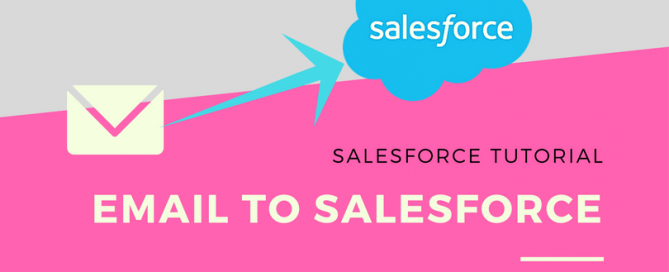 Email to Salesforce - Step by step set up
