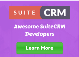 Awesome SuiteCRM Services by Veon