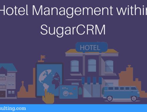 SugarCRM Hotel Management