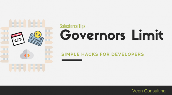 Salesforce Governor limits explained with examples