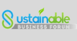 Featured on Sustainable business forum Logo