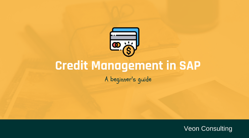 Configure Credit Management Wthin SAP Explain With Example
