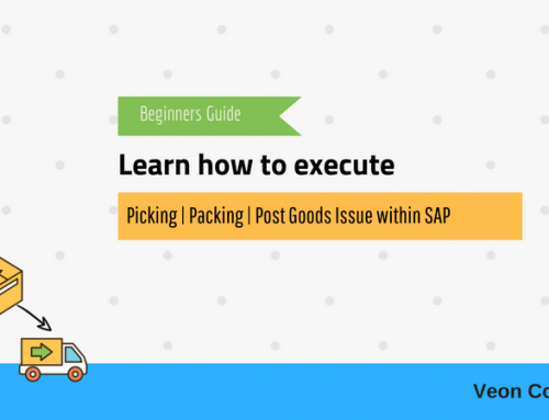 How to execute Picking, Packing and Post Goods Issue in SAP