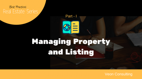 Managing Property and Listings in CRM
