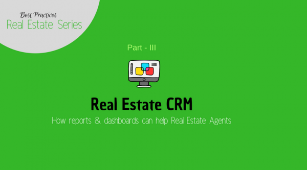 Banner - Reports and Dashboards for Real Estate CRM