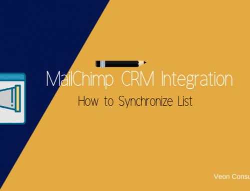 Syncing of Target Lists in Mailchimp with CRM