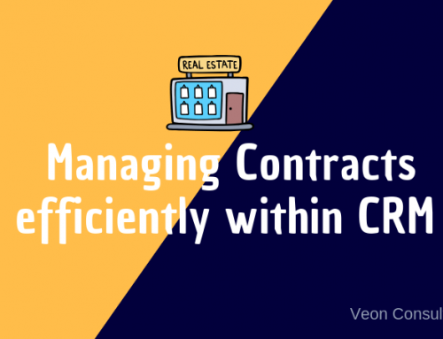 Contracts Management of Real estate using SuiteCRM