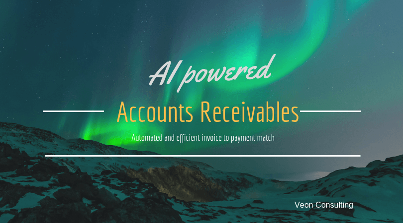 AI powered automated Account Receivables