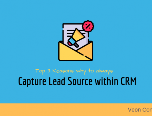 Top 3 reasons why you must start capturing Lead Source within CRM