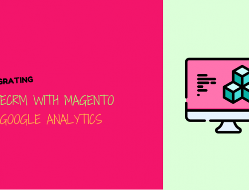 Integrating SuiteCRM and Magento with Google Analytics