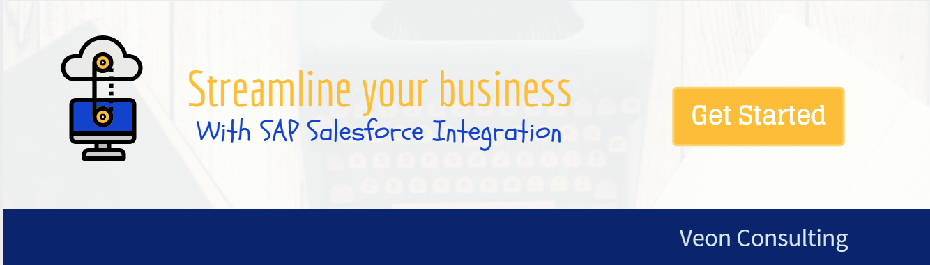 SAP salesforce integration services banner