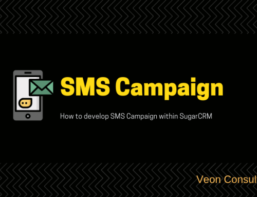 SMS campaign within SugarCRM