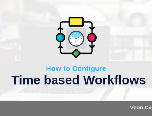 Configuring time based workflows in Salesforce