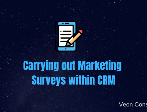 Market Survey with SugarCRM