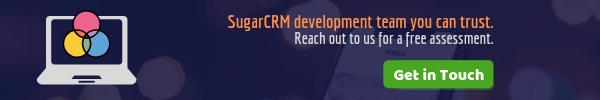 Banner SugarCRM Services