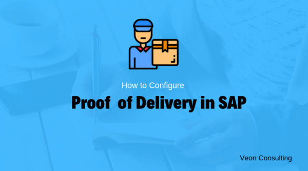 How to Configure Proof of Delivery