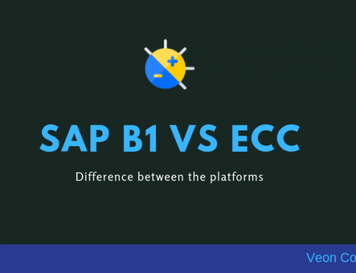 SAP Business one versus ECC