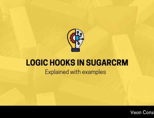 How to create Logic Hooks within SugarCRM