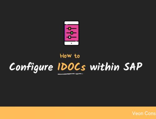 How to configure IDOCs in SAP