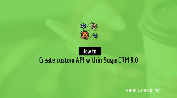 All about SugarCRM API