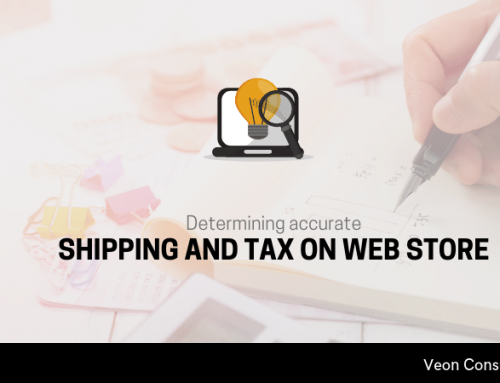 How to calculate accurate taxes and shipping on Web-commerce