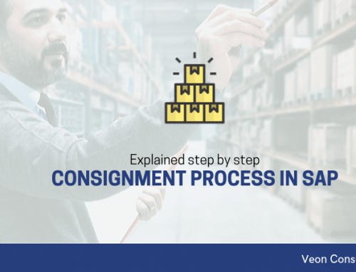 Consignment Process in SAP – Explained Step by Step