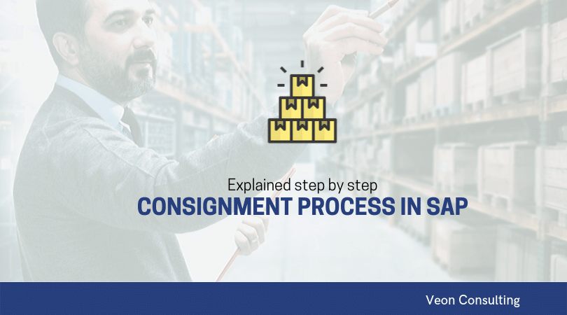 Banner SAP Consignment process Explained