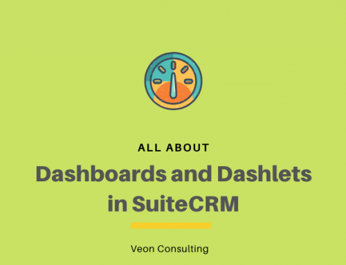 Working with SuiteCRM Dashboards and Dashlets