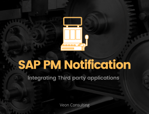 Integrating SAP with an external system to create PM Notifications