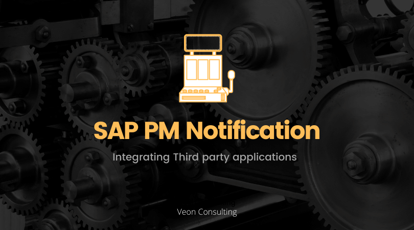 Banner SAP PM Notification Integration