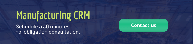 Banner image fo manufacturing CRM assessment reach out