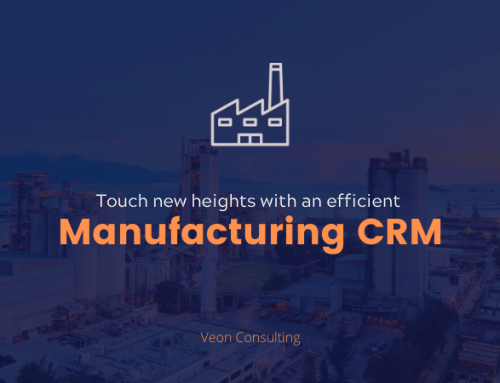 Effective manufacturing CRM for growth