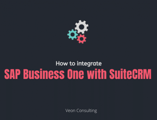 Account & Contact Integration between SuiteCRM – SAP B1