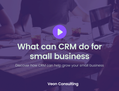 What can Small Business CRM Do for You