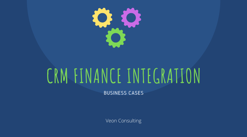 Business Case CRM Finance integration