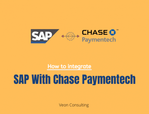Integrating SAP with Chase Orbital Paymentech gateway